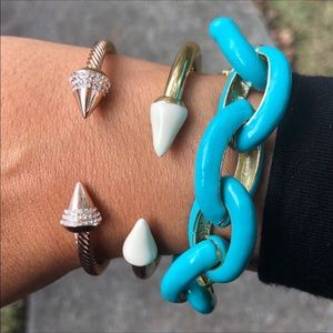 Bold And Beautiful Turquoise Bracelet